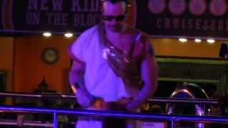 'I Got It' Donnie Wahlberg NKOTB Cruise 2013 Video