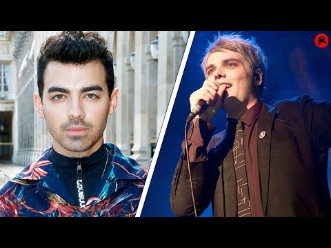 Debunking Joe Jonas' My Chemical Romance Reunion Rumors