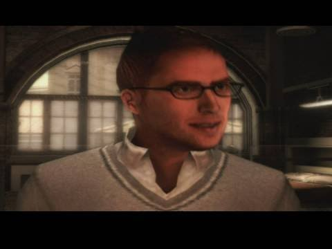 Danny Wallace stars in Assassin's Creed 2