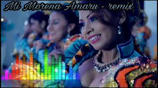 Mi morena Amaru - Caporal remix roberdj