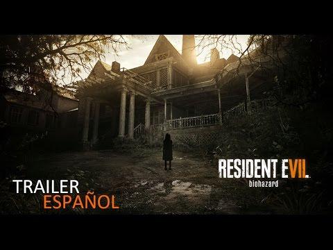 Resident Evil 7 biohazard Trailer Audio Español