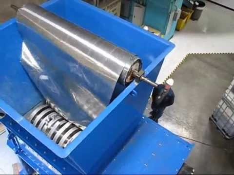 METALS: Aluminum Roll On Spindle (M160)