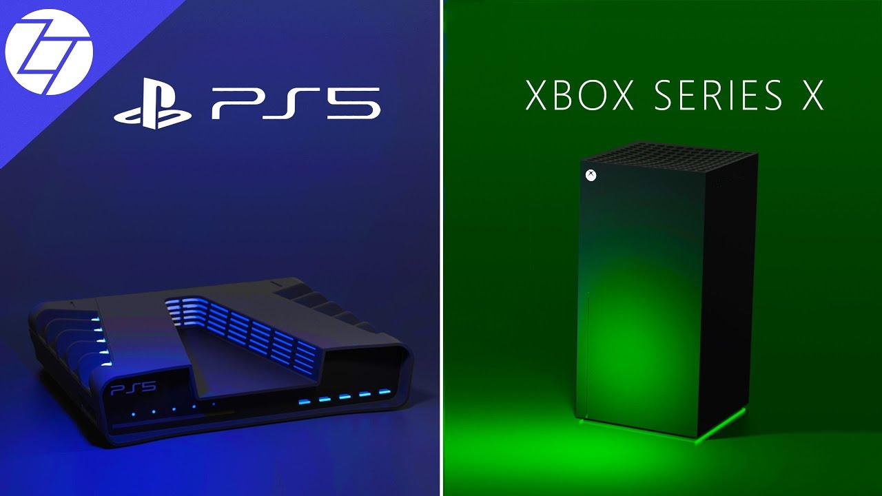 Ps5 Vs Xbox Series X 2020 Cpu Gpu Graphics Youtube