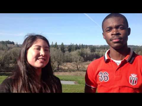 A student from DRC talks about Portland Community College