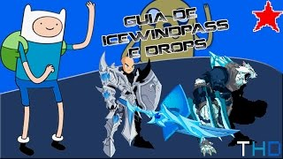 aqwguia das quests de icewindpass e drops do local 2016