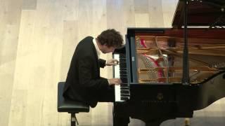 Grieg Competition 2014: Beethoven - Bagatelles, op. 126 (Peter Friis Johansson)