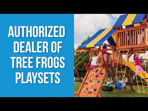 Playset In San Antonio Texas ~ Play Outside All Day
