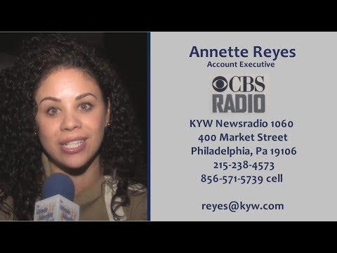 Annette Reyes - Account Executive (KYW Newsradio 1060) Vidbi