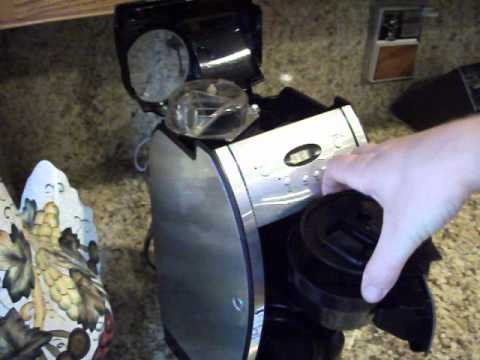 Cuisinart Coffee Maker Part 2. How2Tim