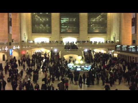 Grand Central Station New York Tour