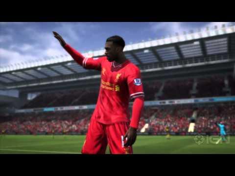 FIFA 14 - Current Gen Gameplay Trailer