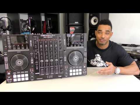 Denon DJ MCX8000 Review Video