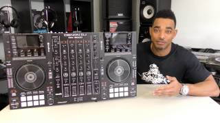 Denon DJ MCX8000 Review Video