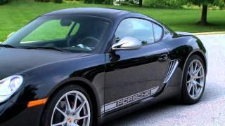 Porsche Cayman R 2011 Videos