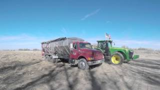 Hymark Farms Idaho Potato Harvest 2015
