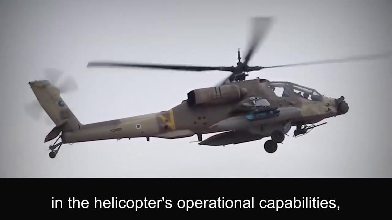 Download RAFAEL's Unprecedented Missile Precision Creates a Revolution in IDF Combat Helicopters