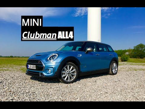 2016 Mini Clubman All4 Review Inside Lane Youtube