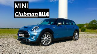 2016 Mini Clubman All4 Review - Inside Lane