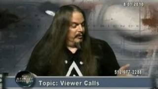 AronRa on being vitriolic to theists - The Atheist Experience #668