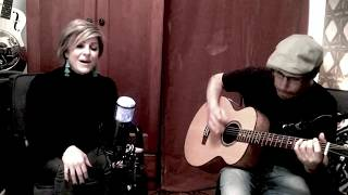 UNTIL YOU COME BACK TO ME (Acoustic Cover by Carmel Mesiti & David Longo)