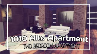 The Sims 4: Speed Build - 1010 Alto Apartment  [CC links + APARTMENT DOWNLOAD]