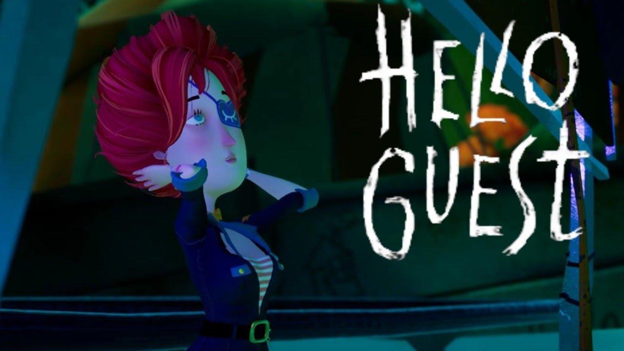 ПРОШЛИ ЗА ПОДРУГУ. Hello Guest #2