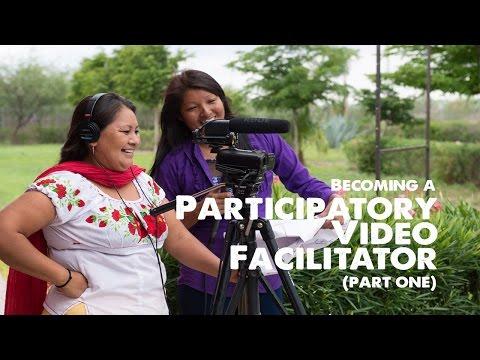 Becoming a Participatory Video Facilitator / Llegar a ser Facilitadores en México (part one)