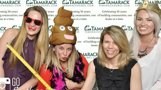 Tamarack Homes - Celebrating 30 years - GoBooth - Ottawa Photo Booth Rental