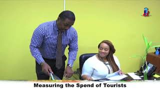 TOBAGO NOTES Measuring the Spend of Tourists