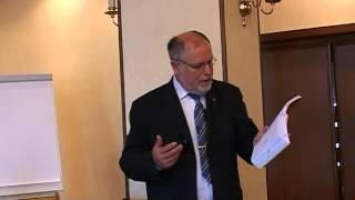 Generalul Chelaru, discurs la lansarea cartii Francmasoneria pro si contra Partea 2