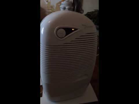 Ebac 2650e Dehumidifier Review