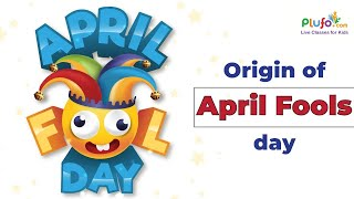 "Why do we say ""april fool""? 