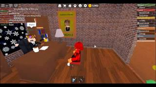 a horror story part 8! roblox work at the pizza place