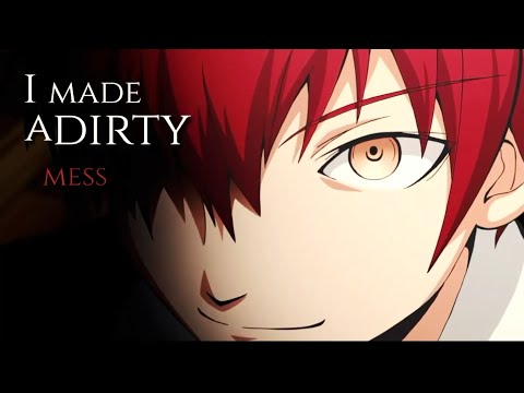 Karma Akabane || Good to be BAD || Assassionation Classroom amv
