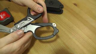 Leatherman Raptor Rettungsschere 2014 (1/2) EDC Gear Werkzeug Multitool