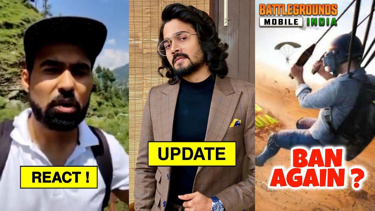 GAURAVZONE React on Channel Delete, Bhuvan Bam Video Update, BGMI Ban Again?