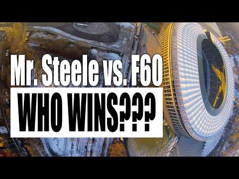 Pitcher #14 - Mr. Steele vs. F60 - Who Wins? - ImpulseRC Alien 5