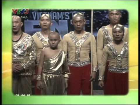Việt Nam gottalent 2013 - Chung kết - Ngày 21/4/2013 - P1