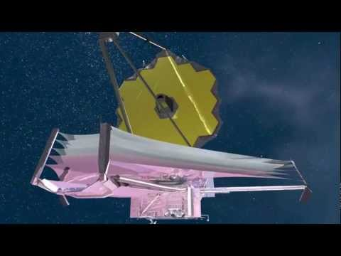 James Webb Space Telescope - Hardware Progress