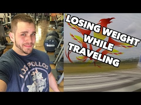 How To Not Gain Weight While Traveling || Florida Meet Up Announcement