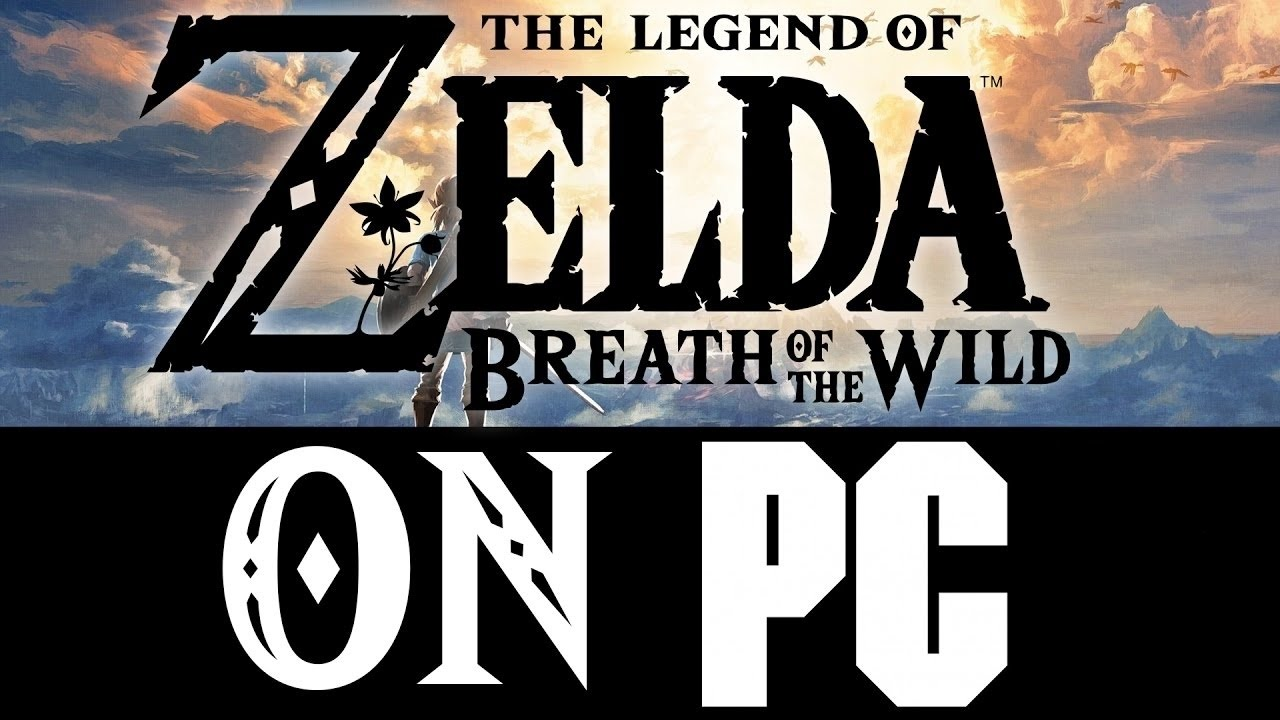 how to play breath of the wild on pc 2018