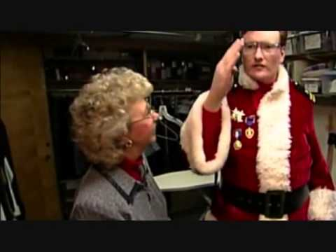 Conan Travels - 'Santa Training' - 12/19/08