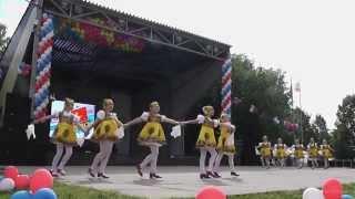 Детский хореографический коллектив Родничок - Ладушки