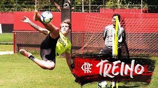 Treino do Flamengo - 18/09/2019