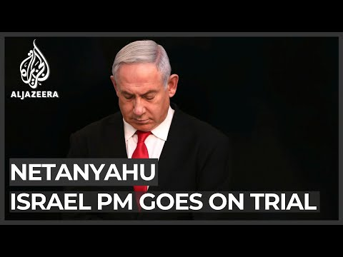 Israel's PM Netanyahu, unbeaten in elections, goes on trial