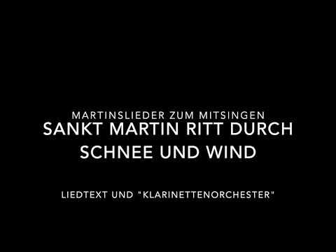 Martinslieder zum Mitsingen