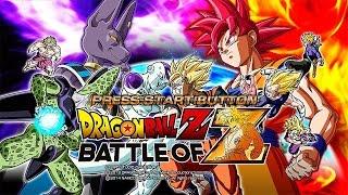 Dragon Ball Z: Battle of Z - Part 1 (Beginning of the Battle - Goku)