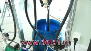 видео Оборудование для производства лакокрасочных материалов