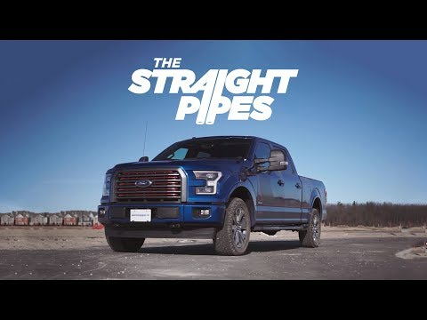 2017 Ford F150 3.5 Ecoboost Review - Twin Turbo V6