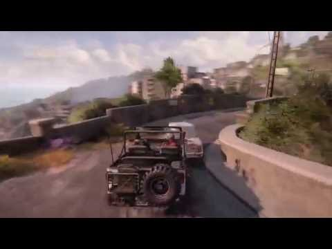 Uncharted™ 4: A Thief's End - Safari Time 2 - Ps4 Pro